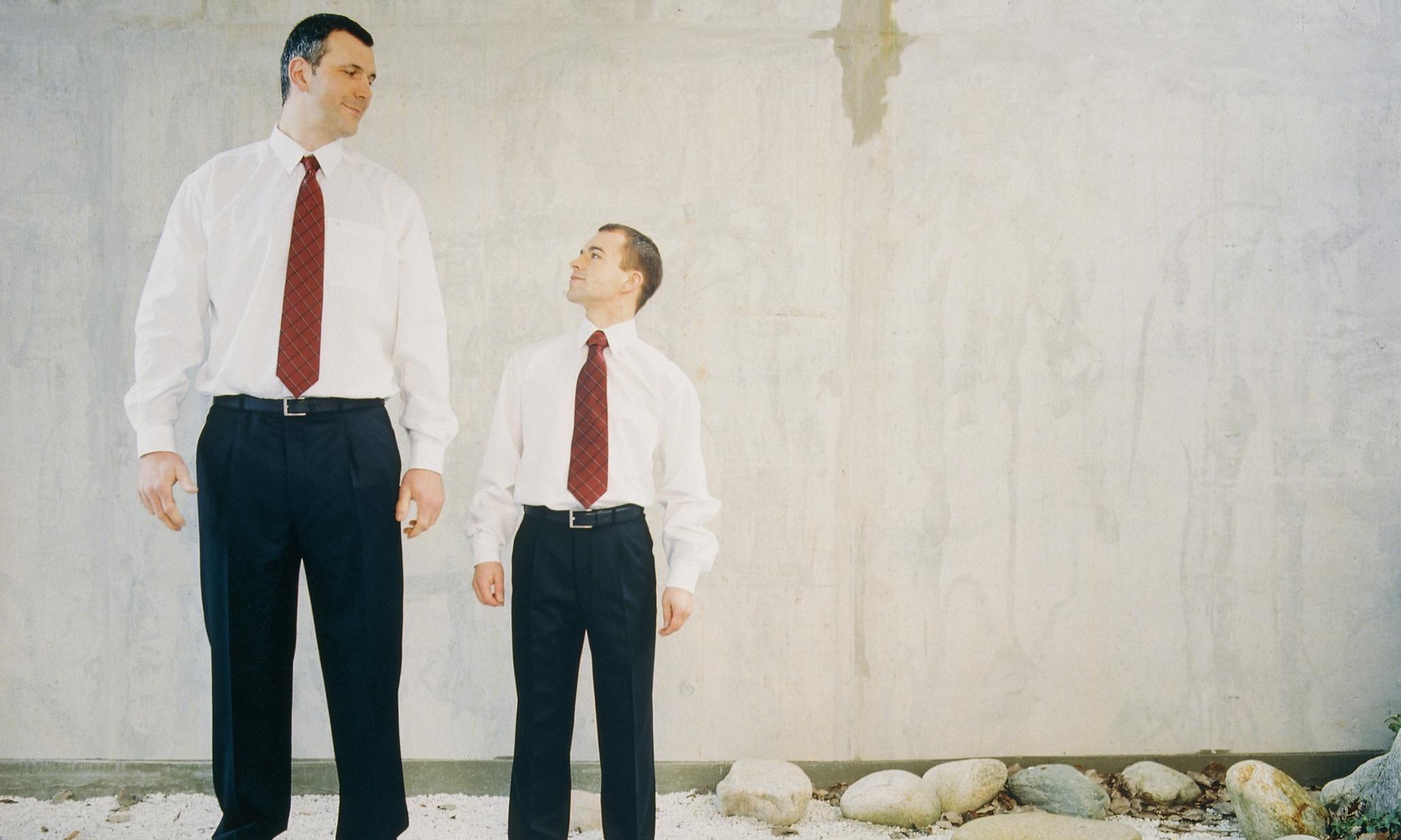 Tall guys really List of