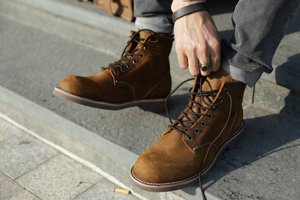 Height Increasing Boots