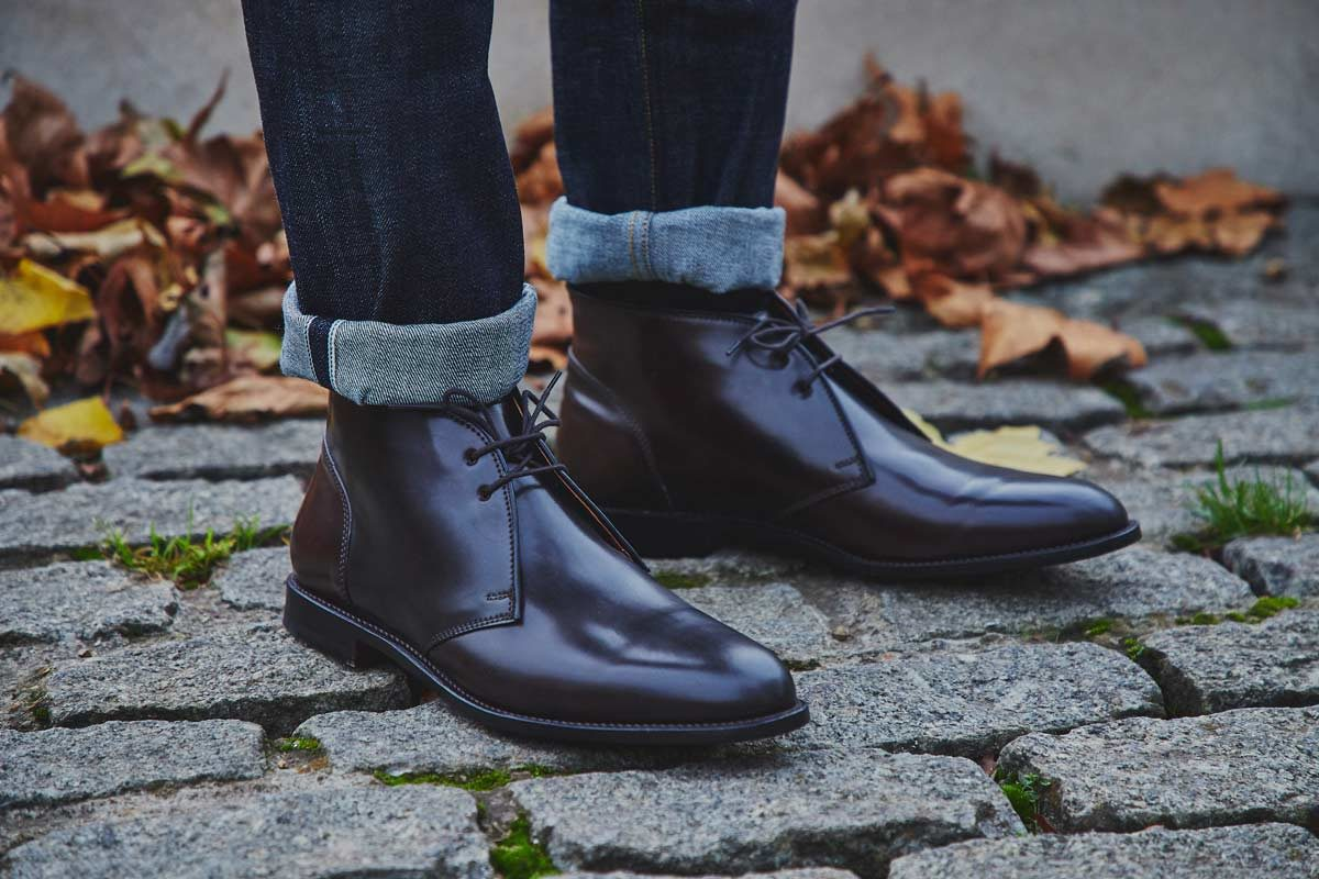 The Best Winter Height Increasing Boots for Men.