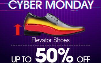Cyber Monday Sale Save up to 50% OFF on Chamaripa shoes