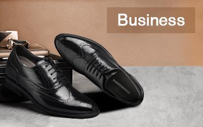 Business Scarpe Rialzate Uomo