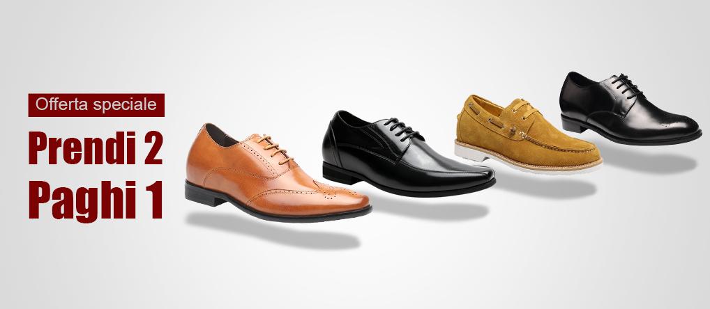 Scarpe con tacco alto interno uomo scarpe uomo rialzate for Interno 1 scarpe