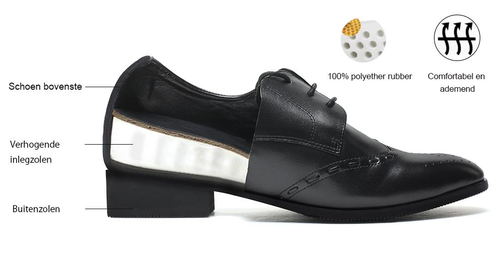 verhogende schoenen