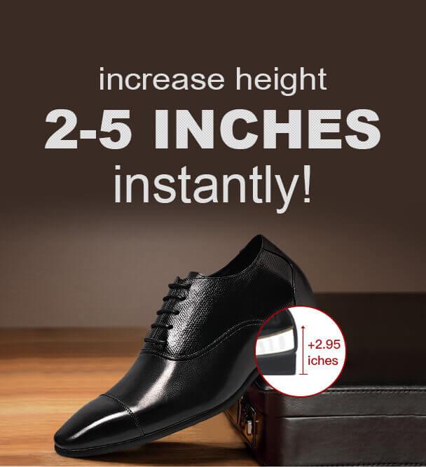 chamaripas eleavtor -shoes make men taller