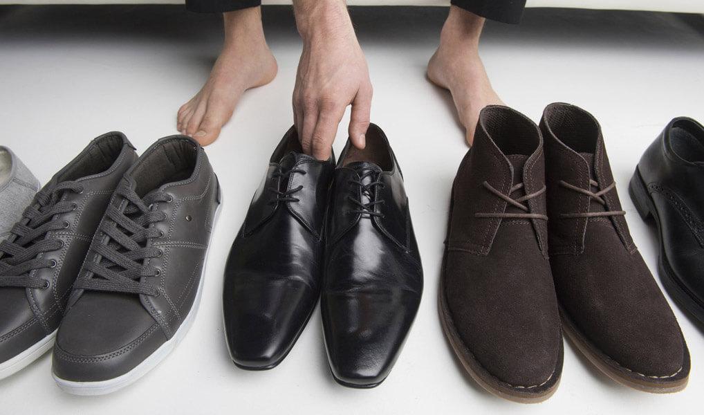 รองเท้ายกของที่ดี