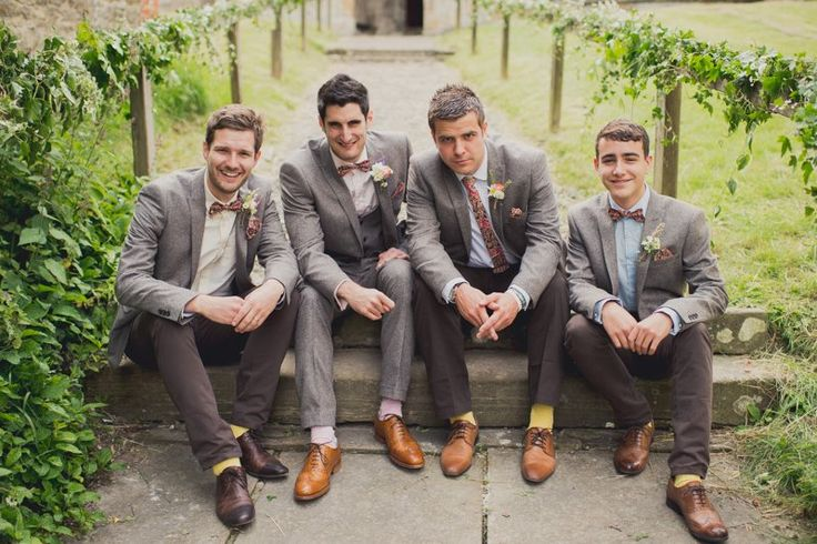 kjole sko til mænd