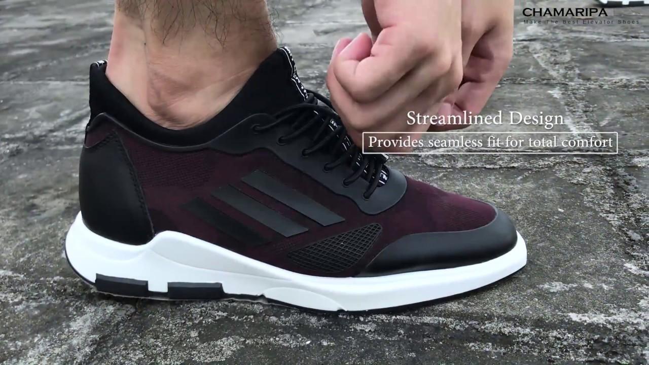 hidden heel sneakers shoes