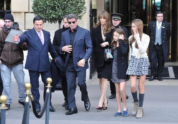 How Tall Is Sylvester Stallone ? Sylvester Stallone Height ...