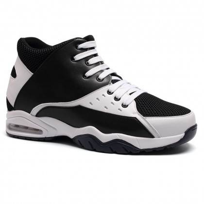 New Fashion Height Sneakers Elevator Shoes Basketball Shoes