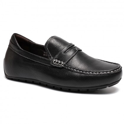 Elevator Shoes For Men Classic Flat Casual Taller Shoes Hight Heel Shoes