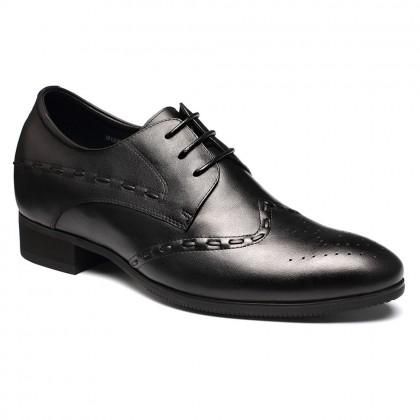 Cityandman Casual Look 2.36 Inch Taller Increasing Shoes