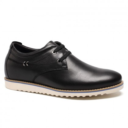 Casual Elevator Shoes for Men Height Increasing Shoes