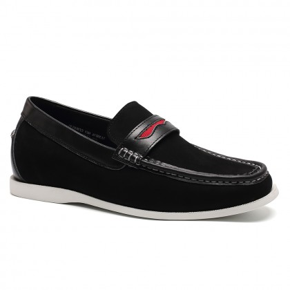 Fashion Stylish Peas Elevator Casual Height Shoes for Men