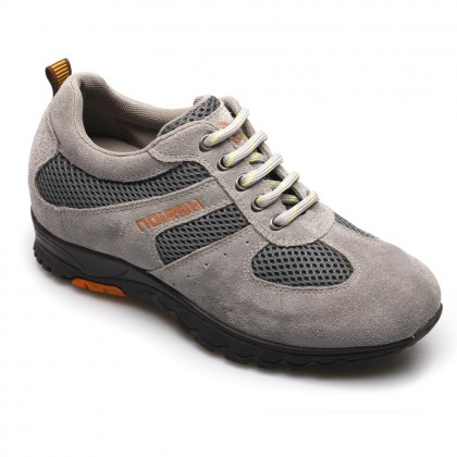 Hot Sale Sport Style Women Casual Comfortable Elevator Shoes with Lifts 6.5CM