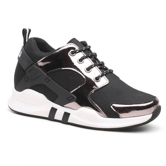Women Elevator Shoes Lifting Shoes to Look Taller Height Increasing Sneaker 7CM/2.76 Inches