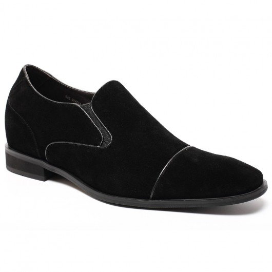 Height Increasing Dress Shoes Tall Men Shoes Make You Taller 7CM /2.76 Inches