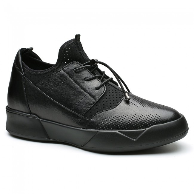 Height Increasing Sneaker Lifting Shoes Elevator Shoes for Height Growth 7 CM /2.76 Inches