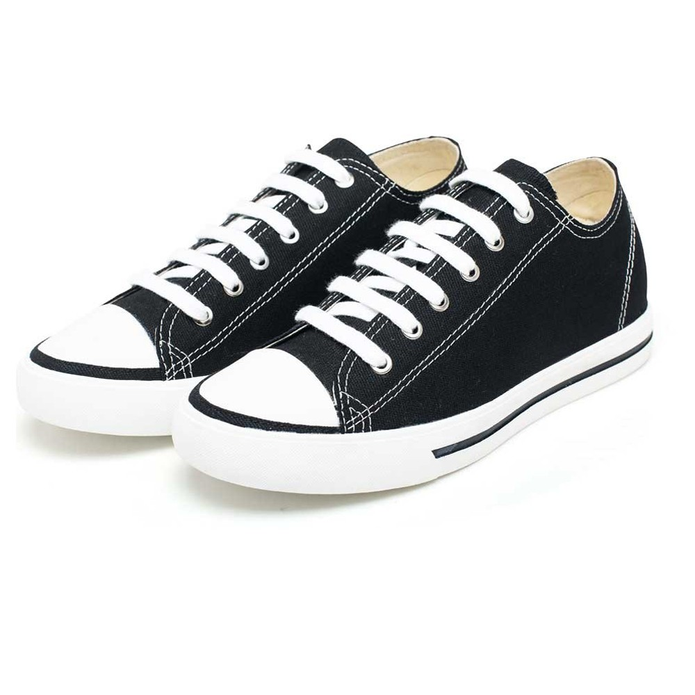 height increasing shoes for canvas elevator shoes