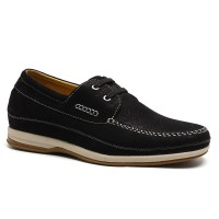Daily Casual Loafer Outdoor Height Increasing Shoes For Men