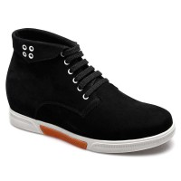 Fashion New Men's High Shoes For Mens  Boot Men Elevator Shoes High Heel Boots for Men