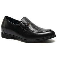 CHAMARIPA Elevator Shoes Slip-On Loafer Dress Shoes