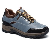 Chamaripa Slip Woodland Height Increasing Shoes Make Men Taller