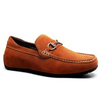 Imitated fur camel height increasing shoes casual make you taller shoes