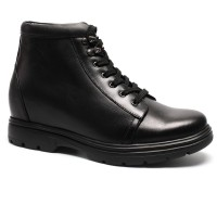 Elevated Shoes Hidden Heels For Men Boots Add Height
