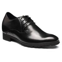 Chamaripa 10cm/3.94 Inch Taller Elevator Dress Shoes For Men