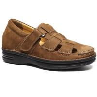 Height Increasing Sandal Mens Fisherman Sandals Leather Sandals