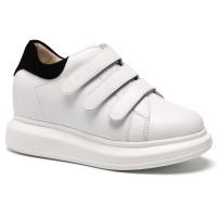 Hidden Heel Shoes for Women Platform Shoes