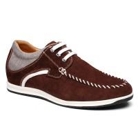 Mens High Heel Shoes Tall Man Shoes Elevated Mens Shoes