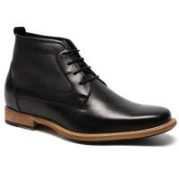 Chamaripa Elevator Shoes Height Increasing Boots