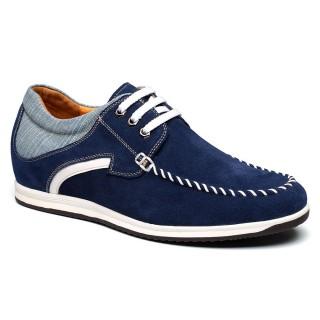 Make Men Taller 6CM/2.36 Inch Loafer Casual Elevator Shoes