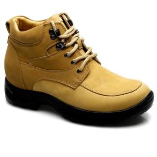 Chamaripa Motor Casual Height Increasing Cowboy Boots