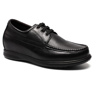 CHAMARIPA Tall Shoes Casual Leather Loafers Shoes