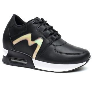 Chamaripa Women Height Increasing Shoes High Heel Shoes