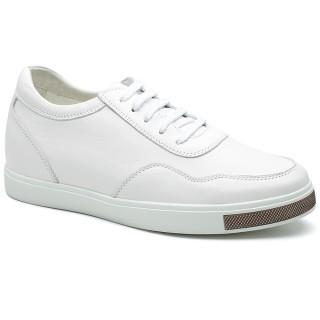 Height Increasing Sneaker Casual High Heel Lift Skate Shoes Tall Men Shoes Get Taller