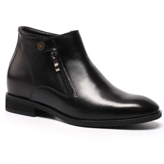 Dress Boots Tall Mens Boots Height Boosting Shoes