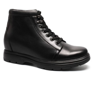 Elevated Shoes Boots Hidden Heels For Men