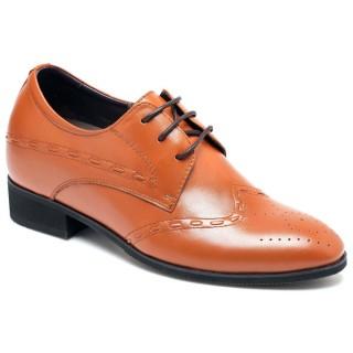 Elevator Shoes for Short Men Dress Taller Shoes Men Lifting Shoes