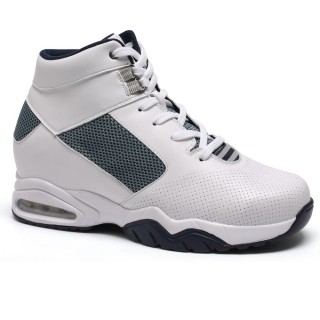 Elevator Sneakers Men Lifting Shoes Tall Man Shoes