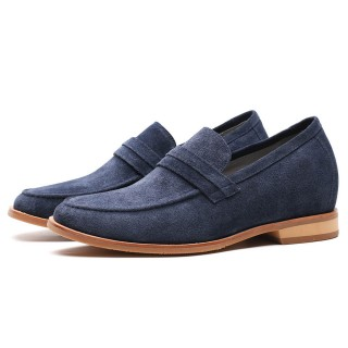Height Incrasing Elevator Dress Shoes Stylilsth Men Shoes