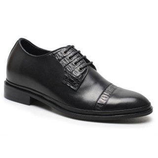 Handmade High-quality Custom Men Height Increasing Shoes