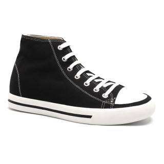 Height Increasing Elevator High Neck Shoes For Guys