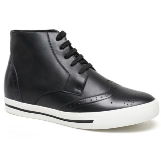 Corpus Brock Men High Heel Boots Elevator Sneaker