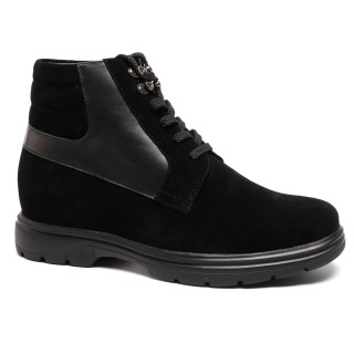 Tall Mens Boots Lifts For Shoes Elevator Shoes for Short Men