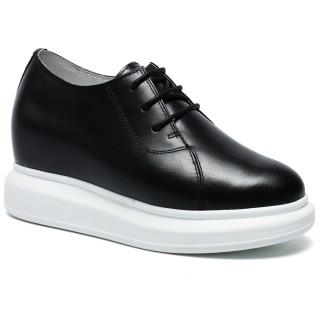 2016 New Casual Women Elevator Shoes Girl Hidden Heel Shoes