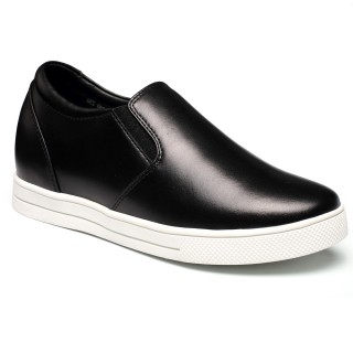 Women height Increasing Shoes Elevator Sneakers