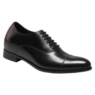 Stylish height increasing dress men shoes